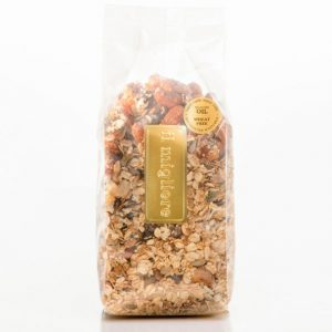 Almond and apricot toasted muesli by Il Migliore