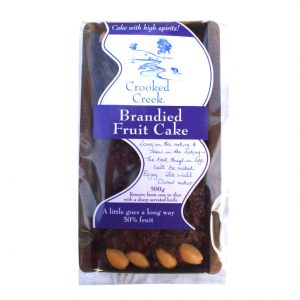 Brandied Fruit Cake by Crooked Creek