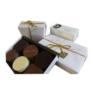 Du Plessy handmade chocolate thin slices