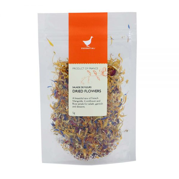 The Essential Ingredient Dried Flowers Salade de Fleurs