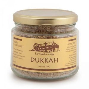 Dukkah by Far Meadow Lodge