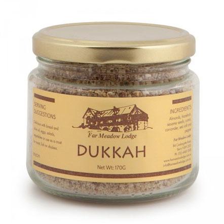 Dukkah by Far Meadow Lodge
