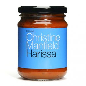 Harissa paste by Christine Manfield