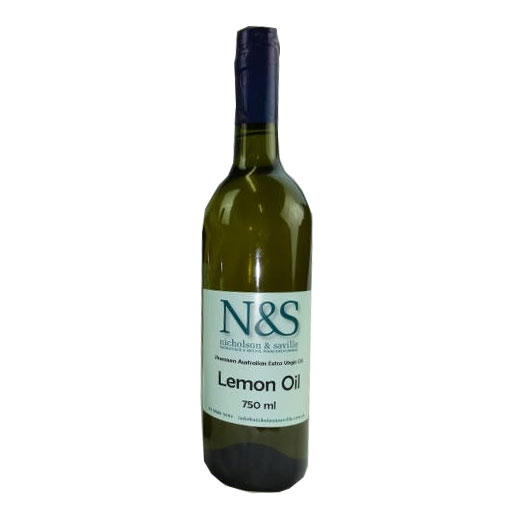 Lemon oil by Nicholson and Saville Australia