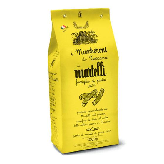 Martellie macaroni pasta