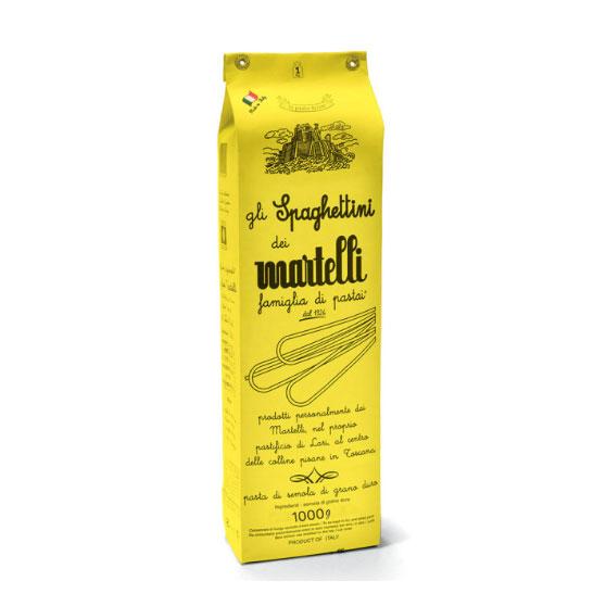 Martelli Artisan Spaghettini Pasta