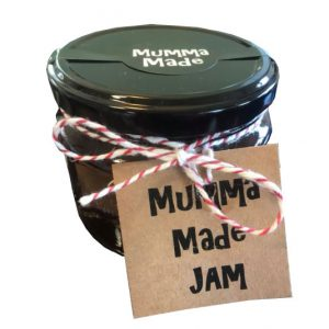 Hand Picked Blackberry Jam by Mumma Made Jams 300g