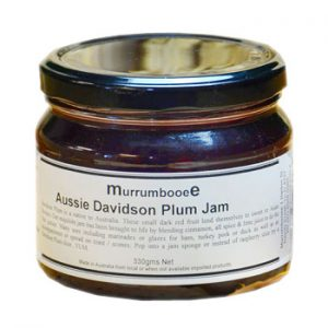 Aussie Davidson Plum Jam by Murrumbooee