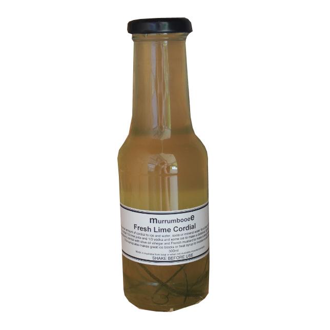 Murrumbooee Fresh Lime Cordial