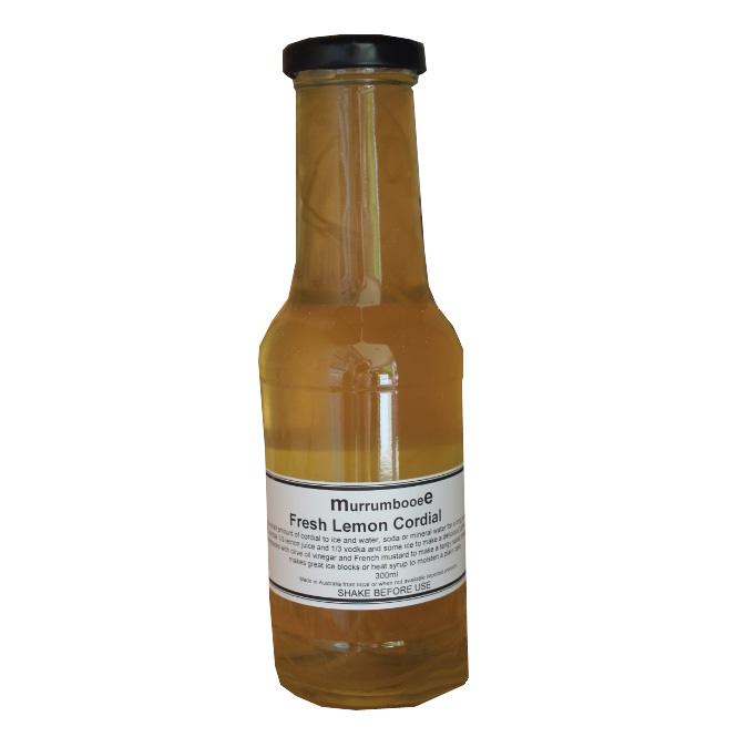 Murrumbooee Fresh Lemon Cordial