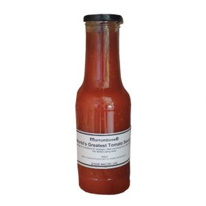 Worlds Best Tomato Sauce by Murrumbooee