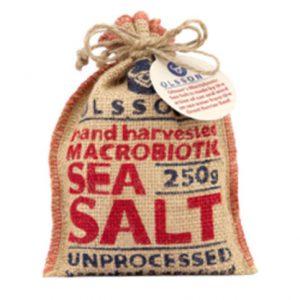 Olssons macrobiotic sea salt bag