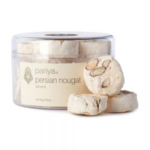 Almond persian nougat by Pariya