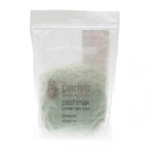 Persian fairy floss pistachio flavour by Pariya
