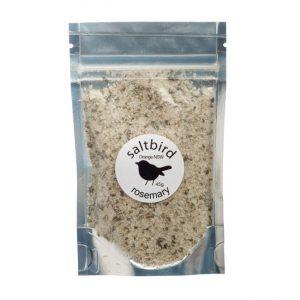 Rosemary flavoured salt by Salt Bird