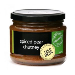 Spiced Pear Chutney by Tasmanian Gourmet Kitchen