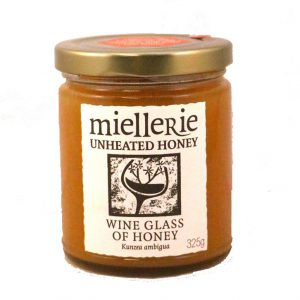 Wine Glass of Honey by Miellerie