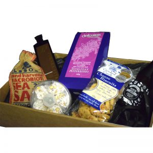 Artisan gift hampers for foodies
