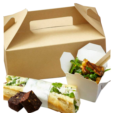 Easy picnic catering grab and go lunch boxes Sydney
