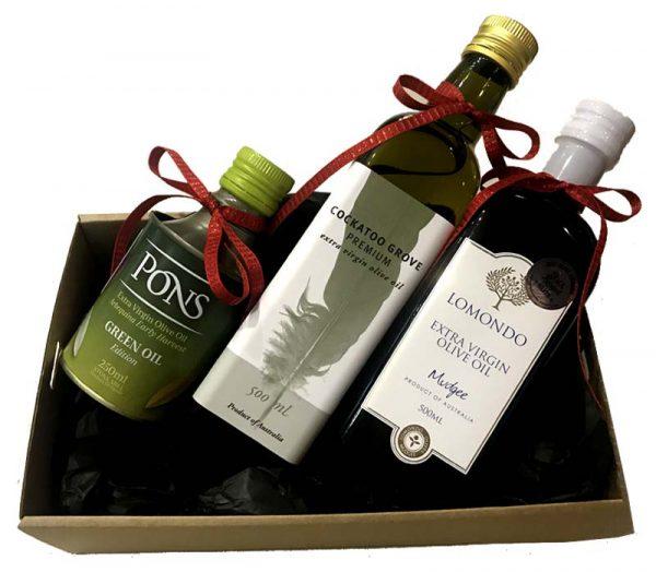 Artisan Olive Oil Gift Hamper