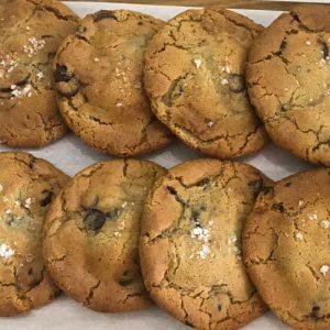 Delish Nutella Cookies