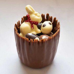 Adora Chocolate Easter Basket